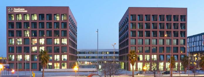 Inauguración del Tecnocampus de Mataró