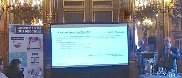 AS Software presenta Atlas SBI en Madrid