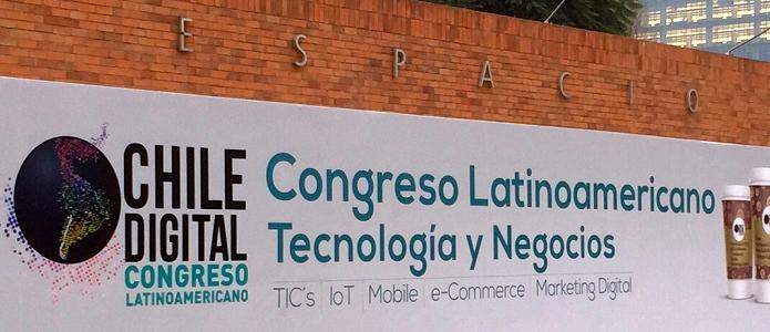 PG Conocimiento en el Congreso Chile Digital