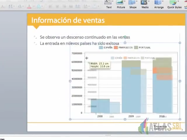 Atlas SBI - Integración con Office