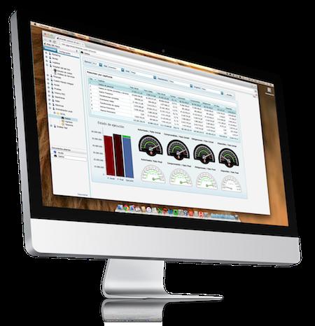 Imagen monitor finanzas