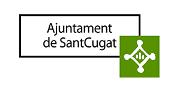 Ajuntament de Sant Cugat logo