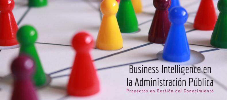 Nuevo libro Business Intelligence en la Administración Pública
