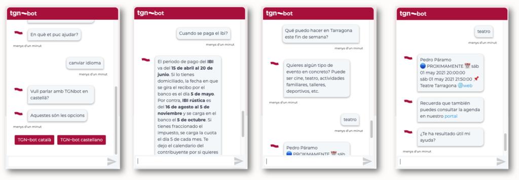 SapiensXBot - ChatBots para Ayuntamientos